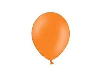 Balony Celebration 23 cm - pomarańczowe - 100 szt.