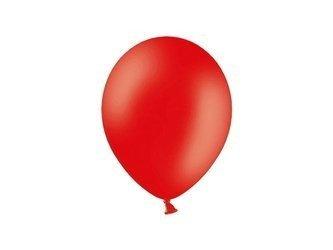 Balony Celebration 25 cm - czerwony - 100 szt.