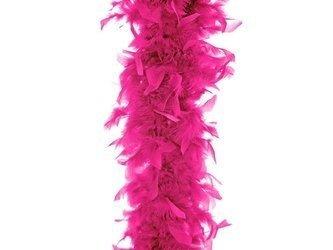 Wąż Boa - neonowy róż - 180 cm