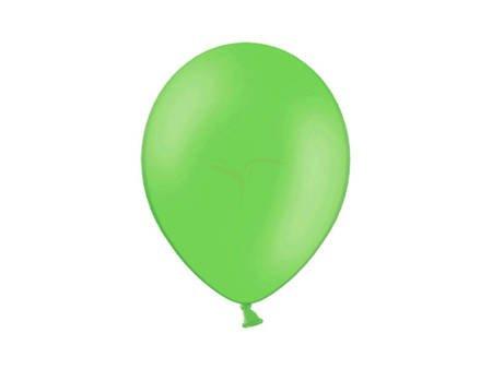 Balony Celebration 29 cm - zielone jabłuszko - 100 szt.