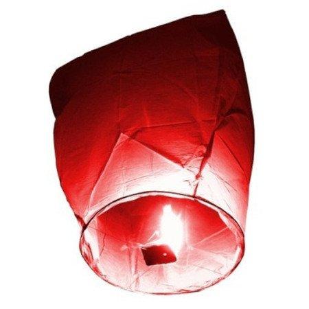 LAMPION – Czerwony - pakowany po 2 sztuki - 000057/R - Triplex - 2 szt.